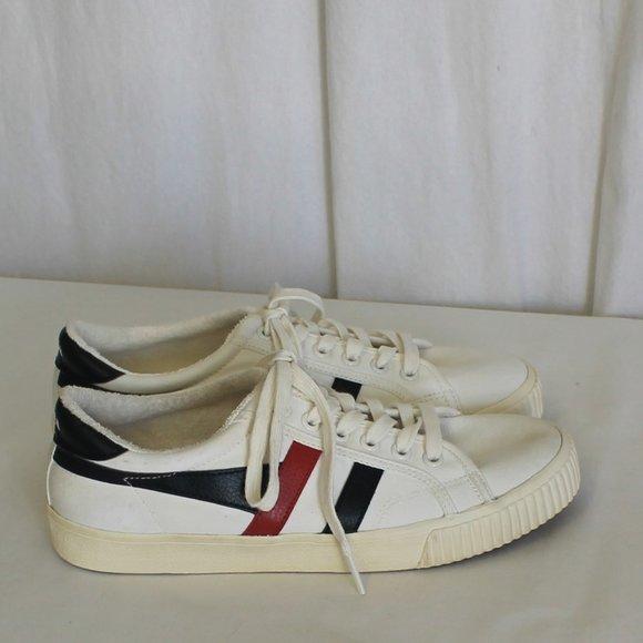 Gola For Jcrew Mark Cox Tennis Sneakers
